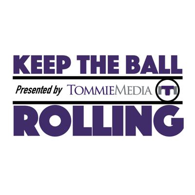 Cover art for PODCAST: Keep the Ball Rolling with St. Thomas runner Caroline Johnson