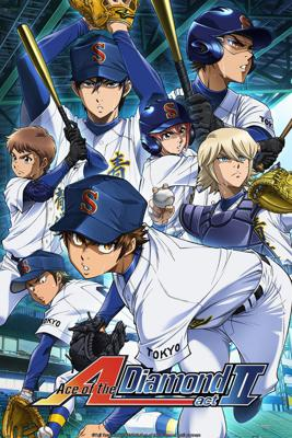 Cover art for The Elephant Man and Ace of Diamond Act II