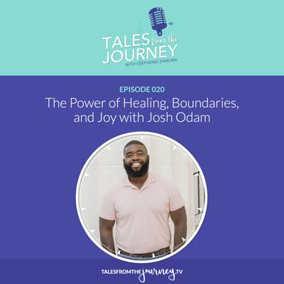 Cover art for The Power of Healing, Boundaries, and Joy with Josh Odam