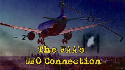 Cover art for Ep. #54 – Special Edition: The FAA's UFO Connection