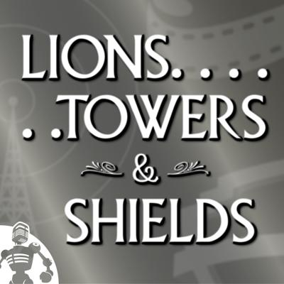 Lions, Towers & Shields is a celebration of films from the classic, Hollywood era. Shelly Brisbin leads a merry band through reviews of great old movies, and news about streaming, restorations and new releases.