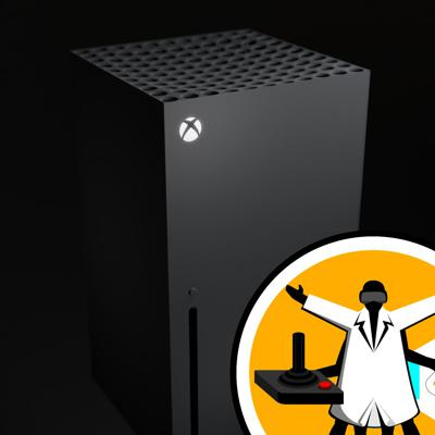 Cover art for The Xbox Series X Reveal!