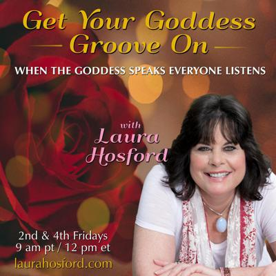 Get Your Goddess Groove On with Laura Hosford