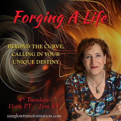 Forging A Life with Coach Christine Clark: Truths in the Creation of Katana
