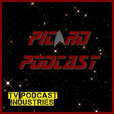 Our podcast about the The TV Show Star Trek Picard on Amazon Prime and CBS All Access