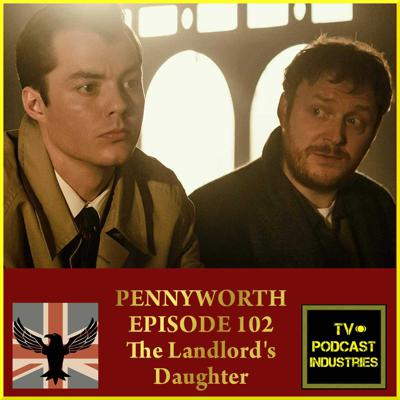 Cover art for Pennyworth Episode 2