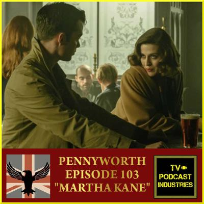 Cover art for Pennyworth Episode 3