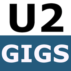U2gigs.com podcast