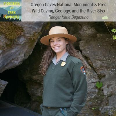 Cover art for Oregon Caves NM: Wild Caving, Geology, and the River Styx – PWPR 25
