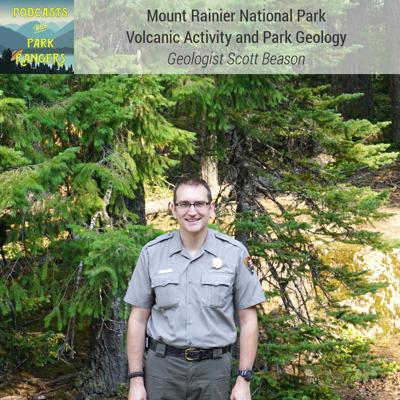 Cover art for Mt Rainier NP: Volcanic Activity and Park Geology – PWPR 21