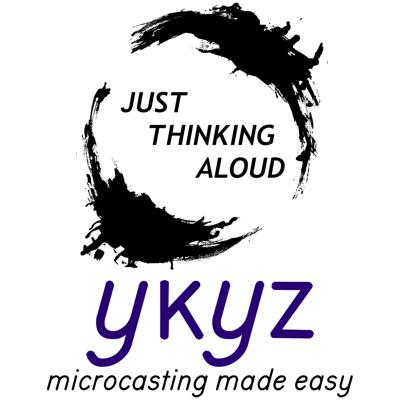 Just Thinking Aloud microcast
