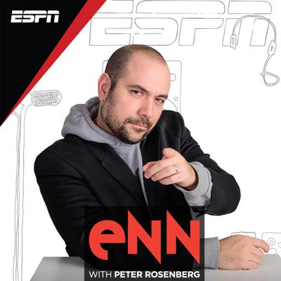 No topic is off limits as Peter Rosenberg seizes the airwaves from