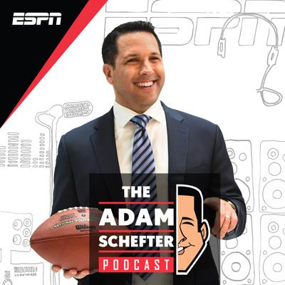 Adam Schefter talks with the biggest names in and around football, taking you inside what makes them tick and how they got to where they are.