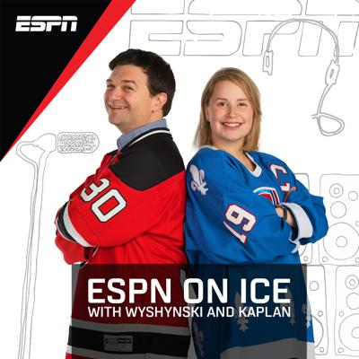 ESPN's Greg Wyshynski and Emily Kaplan talk all things NHL and hockey culture with the biggest names in the game, ESPN's stable of experts and puckheads of all walks of life.