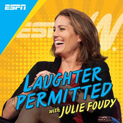 Laughter Permitted with Julie Foudy is a fun, thoughtful, candid conversation with trailblazers in sports about the joy/chaos of life and sports. Laughter -- and donuts -- permitted.