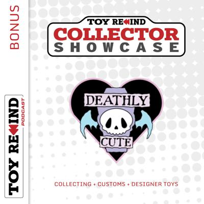 Cover art for Collector Showcase: Customs and Designer Toys