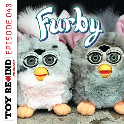 Cover art for Episode 043: Furby