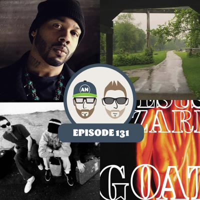 Cover art for Ayron Jones, Cloud Nothings, Joy Division, Beastie Boys, and The Jesus Lizard