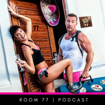 A swinger podcast about sex, debauchery, and the humor in it all. Fed up with the rat race, we decided to sell everything and move to Cancun, Mexico. Now we do what we love; work party, and play in paradise. After 17 years in the lifestyle together, we thought we saw it all; swingers, vanillas, nudists, polyamory. But we were so wrong!  Now, we want to share the fun that we get to have everyday. So come to Room 77, let's play!