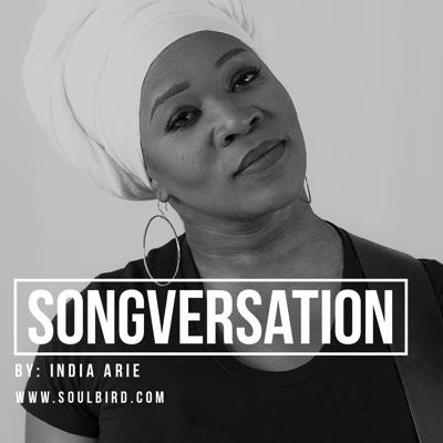 I am India.Arie / India Arie and SongVersation is a podcast where I choose one of my songs, we listen to it, and I riff on it! Simple as that! #songversationpodcast #indiaarie