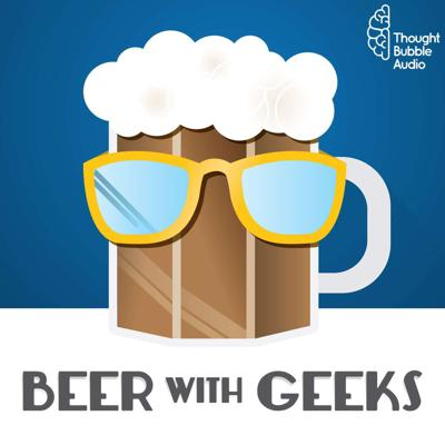 A podcast hosted by two guys who grew up as geeks in the 1990s. Each week, we reminisce about our geeky childhoods over a couple of beers.