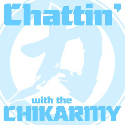 Cover art for Chattin' With The CHIKARMY: Kevin Ford 2 – CHIKARA Boogaloo