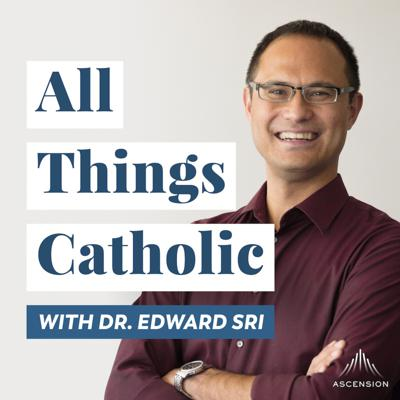 Join well-known theologian and author Edward Sri for weekly insights on understanding and living out the Catholic faith. Delve deeper into the Bible, prayer time, virtue, relationships, marriage and family and culture with practical reflections on all things Catholic. Don't just go through the motions. Live as an intentional Catholic, a disciple of Jesus Christ.