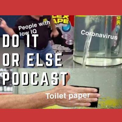 Cover art for Challenge 28: Don't Use Toilet Paper (Quarantine Edition)