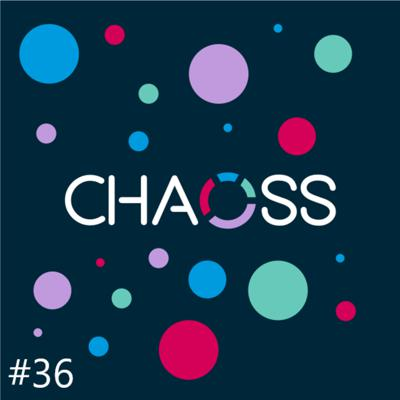 Cover art for Episode 36: CHAOSS DEI Badging Initiative with Rachel Braun and Celia Stamps
