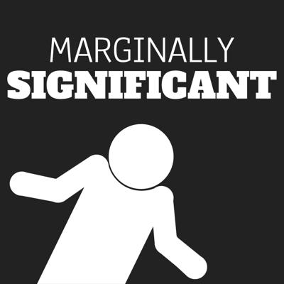 Marginally Significant is a podcast discussing life in academia, issues with scientific research, and current events. Marginally Significant is hosted by Andrew Smith, Twila Wingrove, Andrew Monroe, and Chris Holden. These four psychologists were all trained at research-focused institutions, but now teach at a comprehensive university. Their unique experiences and shifting roles within their university allow them to see academic life from a particular perspective—a perspective that, although shared by many researchers, teachers, and academics, is often not represented by academics from elite universities. Listen to Marginally Significant to hear their opinions and insights, let them know when you agree or disagree, and contribute to the diversity of perspectives about scientific research and teaching in higher education.