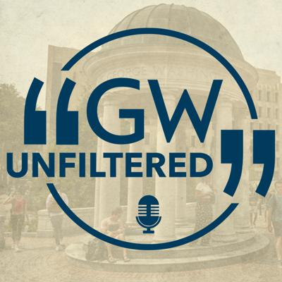 What's it like to be a GW student? Let's answer that question with this student led podcast about all things GW. Each week, we'll dive deeper into the aspects of student like that make GW so unique. Learn about where you're going to eat, live, and learn, as well as the more intricate aspects that make GW home. Hear directly from our students about their lives, hot takes, and unfiltered opinions on all things GW.
