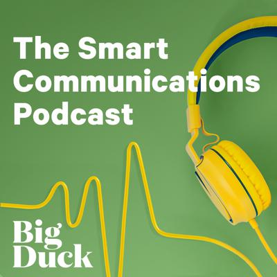 The Smart Communications Podcast helps busy nonprofit leaders build their communications skills and develop their organization's voice. Every episode shares insights and practical tips to help you leverage strategic communications to advance your nonprofit's mission.
