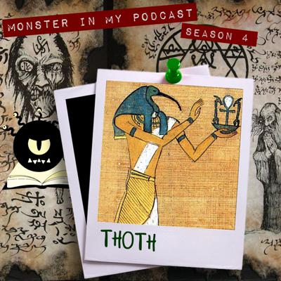 Cover art for Thoth