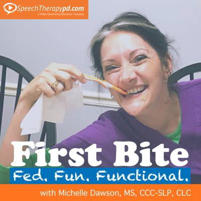 First Bite: A Speech Therapy Podcast