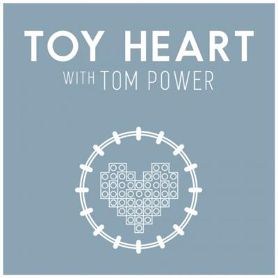 Cover art for Toy Heart Podcast - Ricky Skaggs