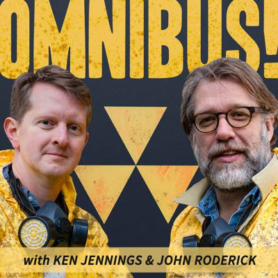 Twice a week, Ken Jennings and John Roderick add a new entry to the OMNIBUS, an encyclopedic reference work of strange-but-true stories that they are compiling as a time capsule for future generations.