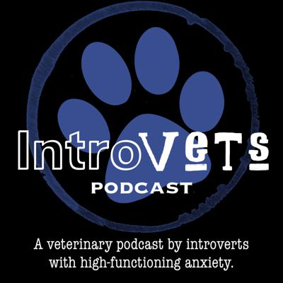 Introvets is a veterinary podcast by introverts with high-functioning anxiety. Co-hosts Lauren, a Veterinarian, and Jennifer, a Licensed Veterinary Technician, have over 40 years of combined experience in the veterinary field. In each episode, we present an anonymous case, work through differentials and testing, reveal the diagnosis, then relate disease and treatment info, along with various sidebars, fun facts, and new research. We talk frankly about our anxiety, going to therapy, and things like that. There is (hopefully) a strong humor element, as well as some philosophizing and opinion sharing. There is also the occasional moderately naughty word, but we try to not use the big guns. It's not really a formal environment - it's more of a veterinary hang, and we'd love to see you there!