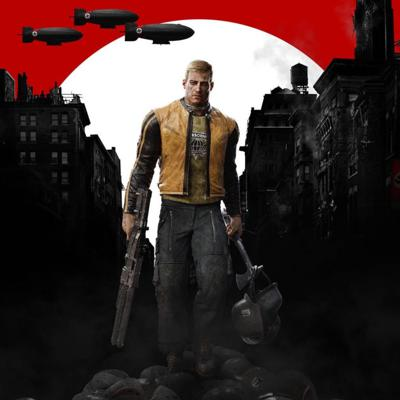 Cover art for Episode 274: Wolfenstein II: The New Colossus (Preview)