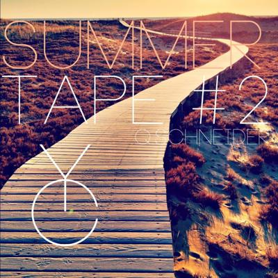 Young Consumer Store is releasing a summer tape with a new episode every two weeks mixed by artists from all over the world.