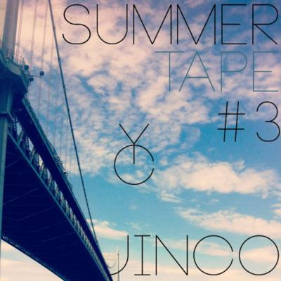 Cover art for Young Consumer Summer Tape #3 mixed by Jinco (Los Angeles, CA)