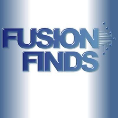 Cover art for Fusion Finds Episode 1