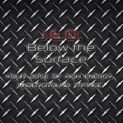 Cover art for J.E.Q. - Below the Surface 007