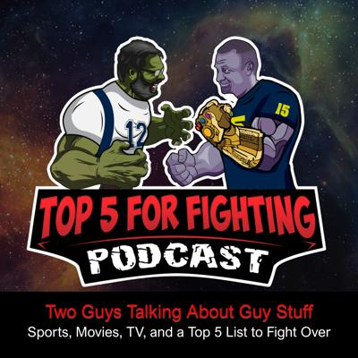 Ep 105 Two Top 5's for the Price of One