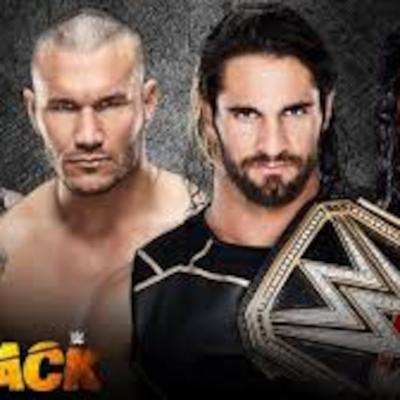 Cover art for WWE Payback Preview 2015