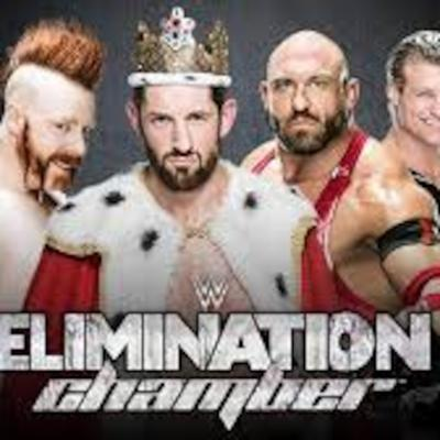 Cover art for Elimination Chamber Preview and ROH TV