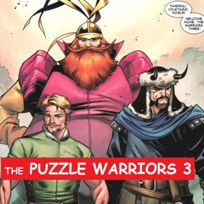 the Puzzle Warriors 3 Podcast