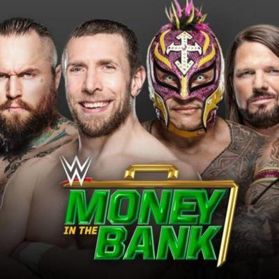 Cover art for Money in the Bank 2020 (#62)
