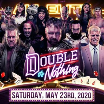 Cover art for AEW Double or Nothing Predictions