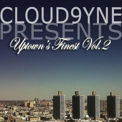 Cover art for Cloud9yne Presents... Uptown's Finest Vol.2