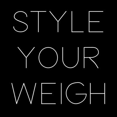 Style Your Weigh